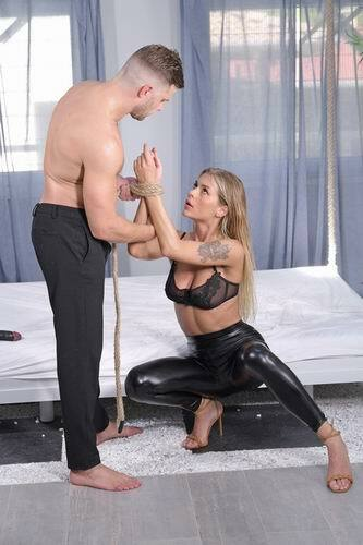 Zlata Shine - Severe BDSM Punishment Sees Zlata Shine Whipped, Bound, Choked, and Stretched Out (2021) SiteRip