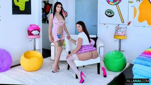 Indica Monroe, Nicole Sage - Buttfuck & Suck Frenzy with Indica and Nicole (2021) SiteRip